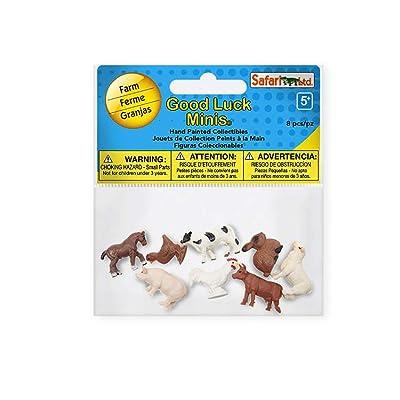 Safari Ltd Safari Farm Fun Pack: Toys & Games