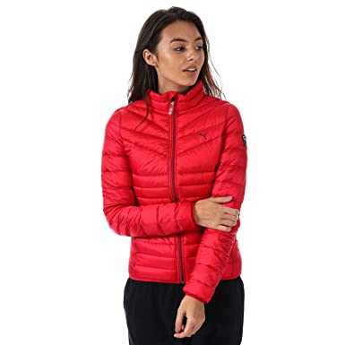 231ff9370923 Puma Womens Womens Active 600 packLITE Down Jacket in Red - 10  Puma   Amazon.co.uk  Clothing