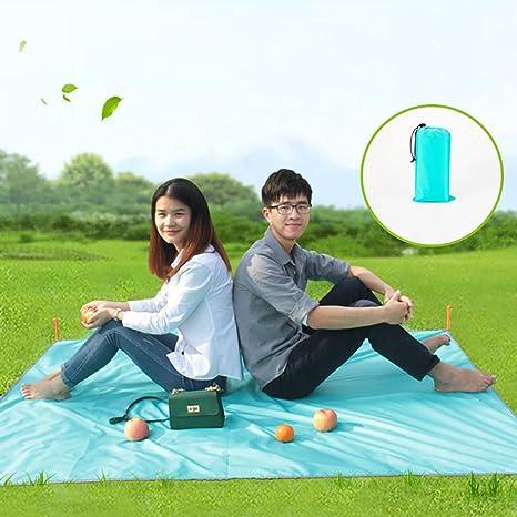 D&L Ligero Impermeable Manta de picnic alfombra,Aire libre ...