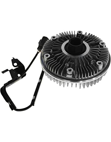 Electric Radiator Cooling Fan Clutch for 04-09 Dodge Pickup Truck L6 Ram Diesel