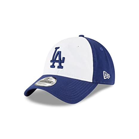 633246a59a75a4 Image Unavailable. Image not available for. Color: Los Angeles Dodgers Core  Classic Twill White Front ...