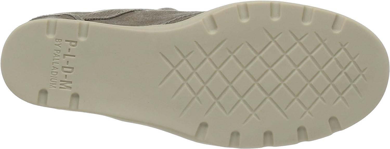PLDM by Palladium Ecuador, Boots compensées Femme Vert
