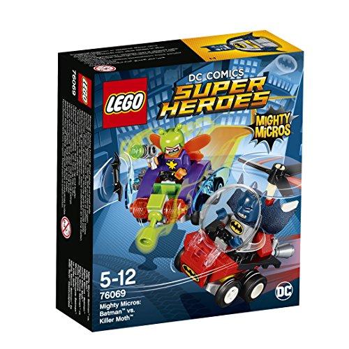 LEGO DC Universe Super Heroes Mighty Micros Batman vs. Killer Moth from LEGO