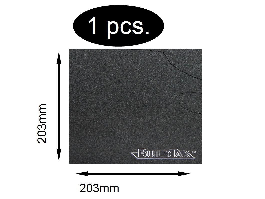 BuildTak Lámina para la cama de impresión, para impresora 3D ...