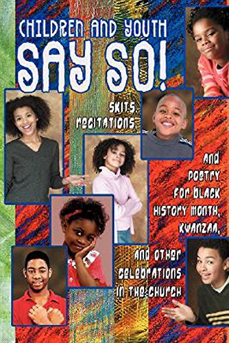 Free Download: Children and Youth Say So!: Skits ...