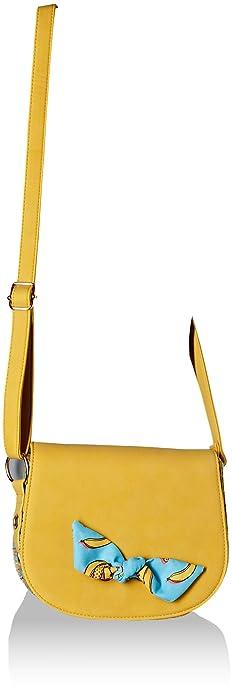 3d3f4c738d245 Lollipops femme BALOU SHOULDER Sac porte epaule Jaune (YELLOW): Amazon.fr:  Chaussures et Sacs