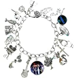 Riverdale TV Series Assorted Metal Charms BRACELET