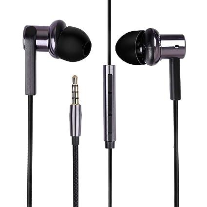 404f04c8ac8 Stealkart in-Ear Headphones, Earphones with HD Sound, in-line mic for