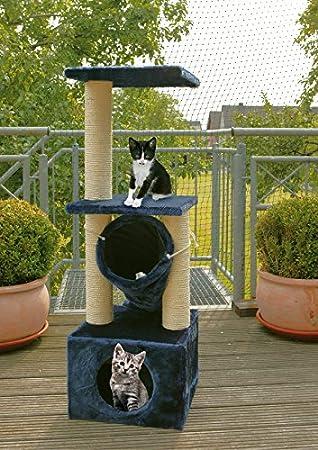 Karlie 15201 Red de Seguridad para Gatos, 2 x 3 M - 11 M, M, Negro: Amazon.es: Productos para mascotas
