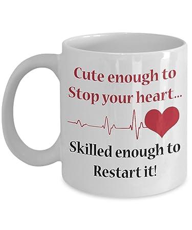 Funny Nurse Coffee Mug Unique Gift For Registered Nurse, Nursing  Practitioner, Student, Certified