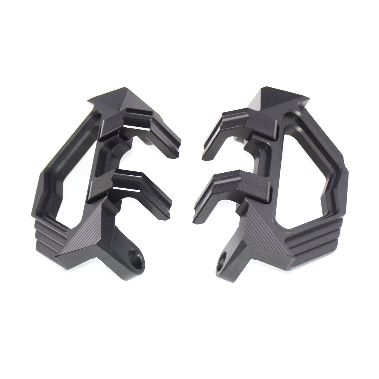 Motorcycyle Front Right & Left Brake Caliper Cover Guard For R1200GS LC/Adv 13-16, R1200R R1200RS S1000XR 15-16,Titan