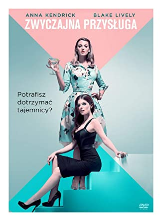 A Simple Favor DVD IMPORT No hay versión española: Amazon.es ...