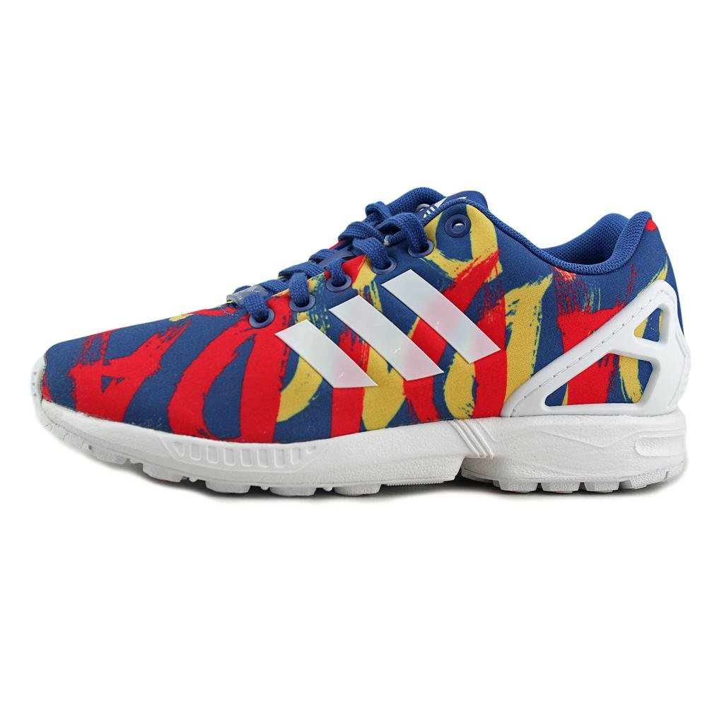 949fa3f3107ba Adidas Zx Flux W Blue white red S77313 (size  6)  Amazon.co.uk  Shoes   Bags
