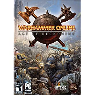 Warhammer Online: Age of Reckoning - PC