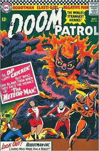Amazon Com Showcase Presents Doom Patrol 2 9781401227708