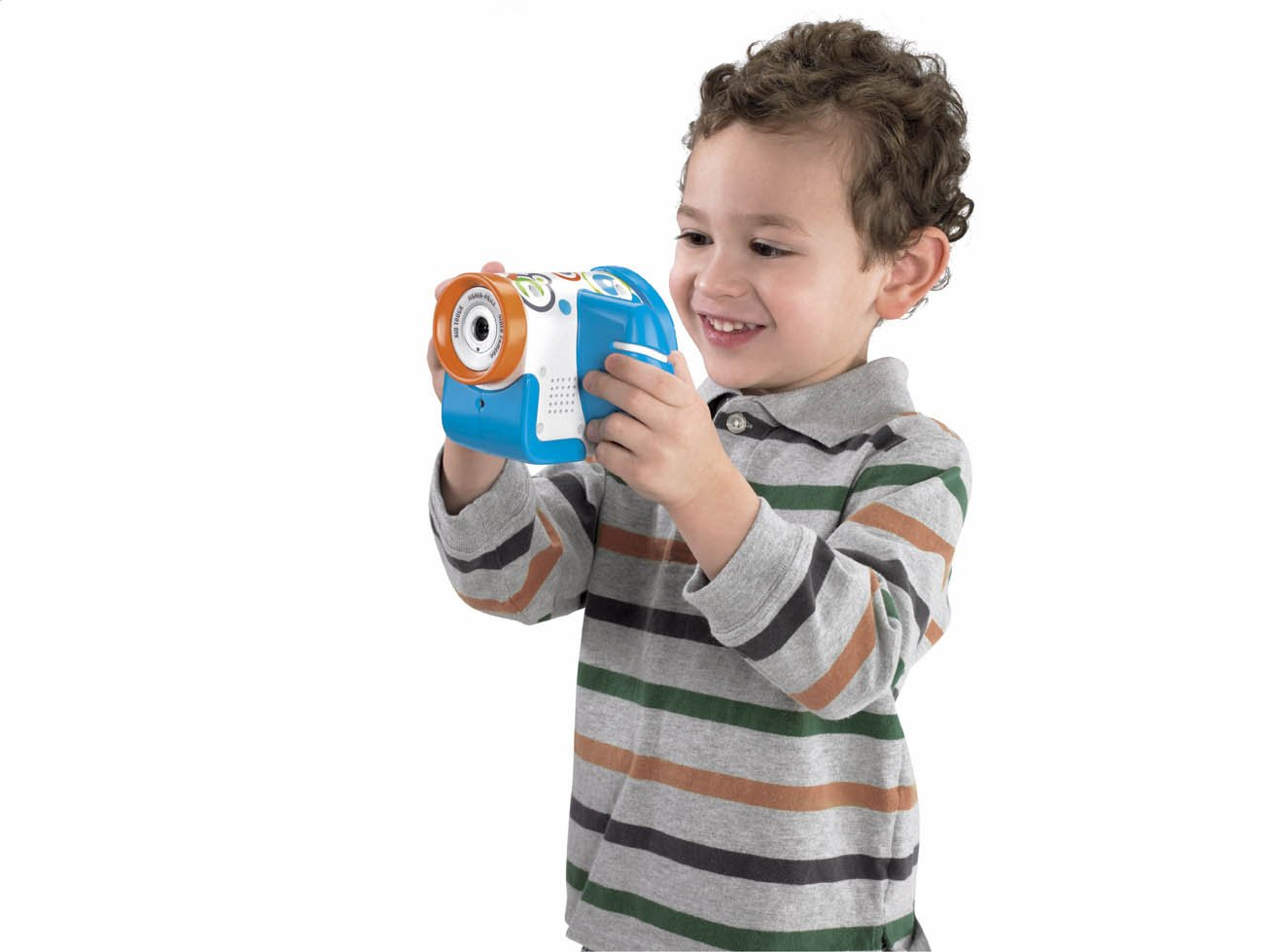 Fisher-Price Kid-Tough Video Camera - Blue T5154