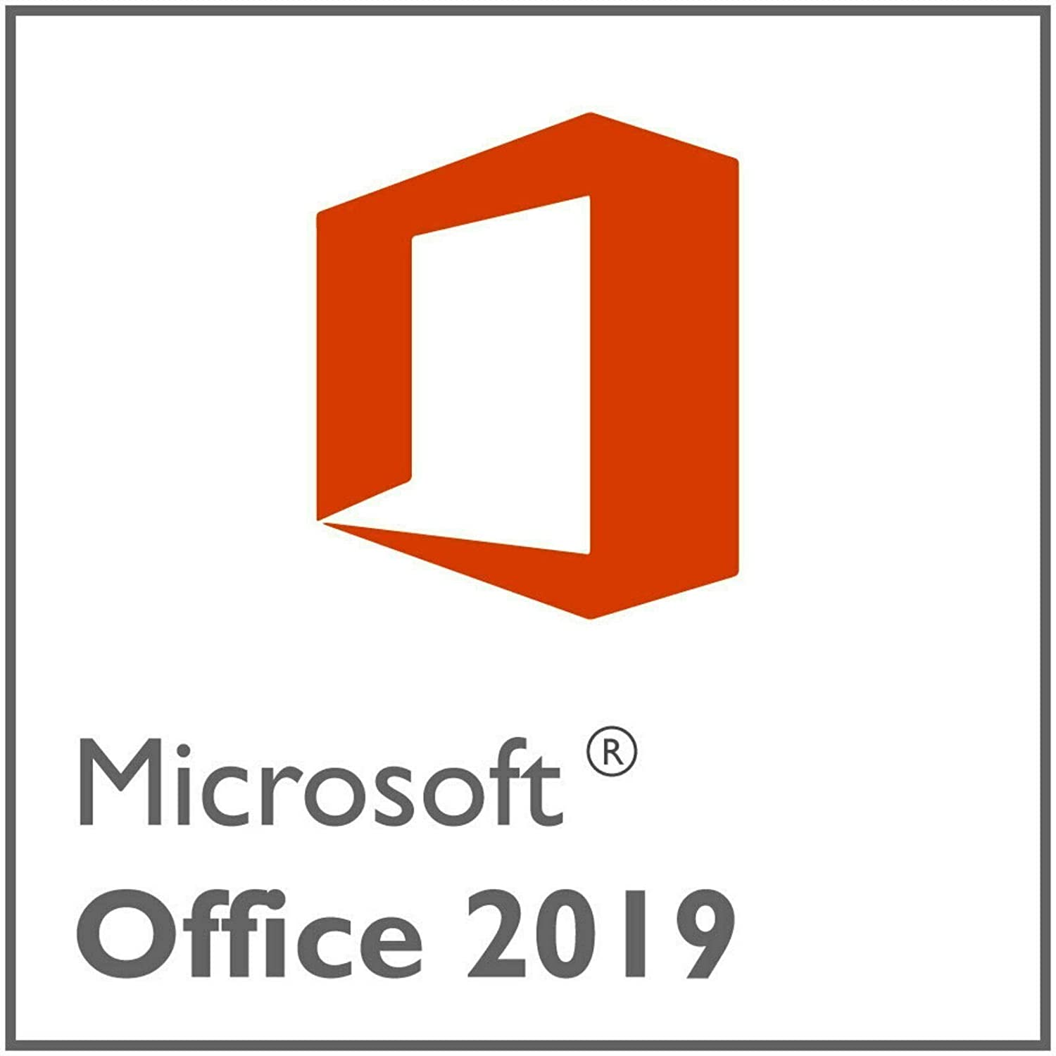 Microsoft Office 2019 Home & Business 1 Licencia(s) Plurilingüe - Suites de programas (1 Licencia(s), Plurilingüe, 4000 MB, 2048 MB, 1,6 MHz): Amazon.es: Informática