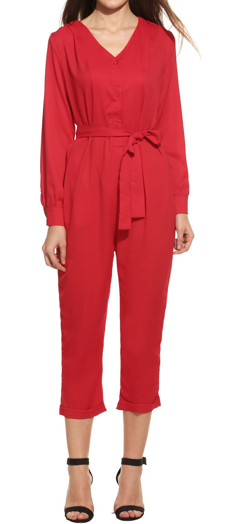 keqill Women's Formal Cocktail One Piece Jumpsuit