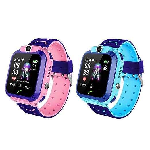 Scelet Smartwatch GPS Tracker IP67 para niños ubicación Reloj ...