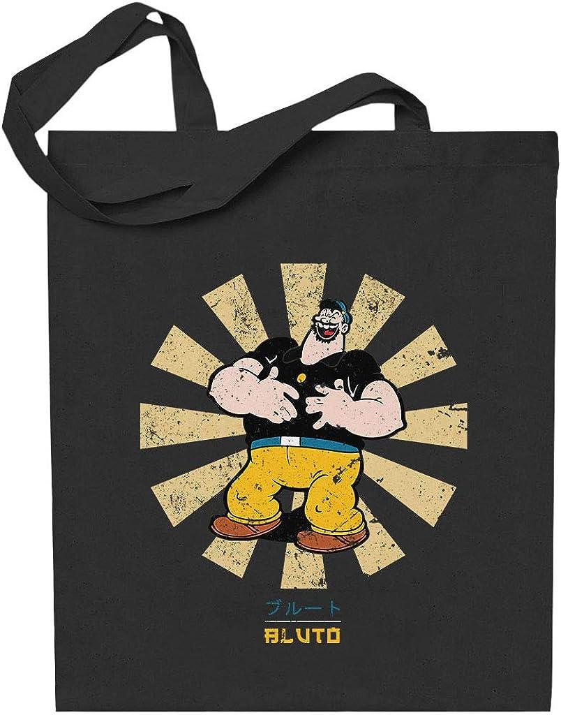 Bluto Retro Japanese Popeye Totebag