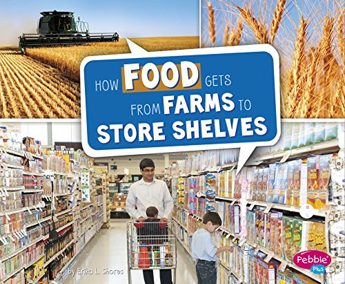 How Food Gets from Farms to Store Shelves (Here to There)