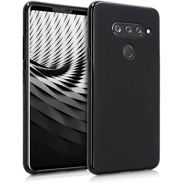kwmobile Funda Compatible con LG V40 ThinQ: Amazon.es: Electrónica