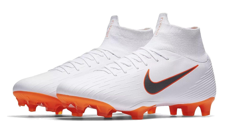 e44d1916c9d Nike Men s Mercurial Superfly Vi Ag Pro Footbal Shoes  Amazon.co.uk  Shoes    Bags