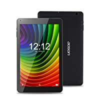 """AOSON R101 10.1 inch 2GB 16GB Android WiFi Tablet PC 6.0 Marshmallow Quad Core 1280x800 IPS Touch Screen Dual Camera GPS Bluetooth 10.1"""" Tablets Computer (Black)"""