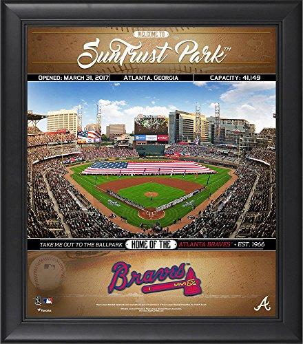 - Atlanta Braves Framed 15
