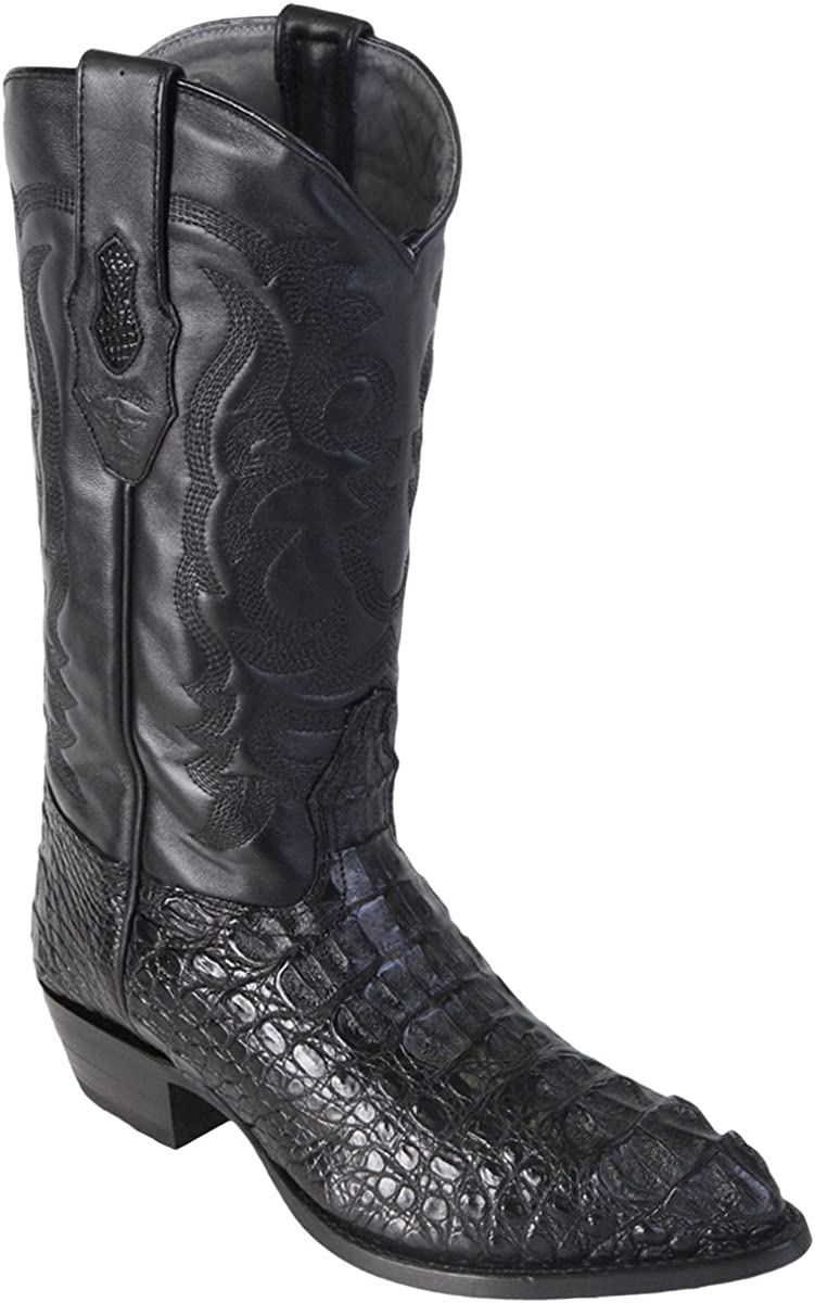 Hornback LeatherJ-Toe Boot