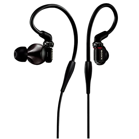 Sony Stereo Headphones MDR-EX1000 EX Monitor Closed Inner Ear Receiver Japan Import