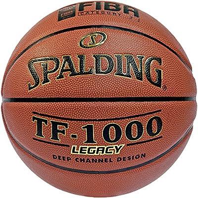 Spalding Tf1000 Legacy Sz.5 (74-485Z) Balón de Baloncesto, Unisex ...