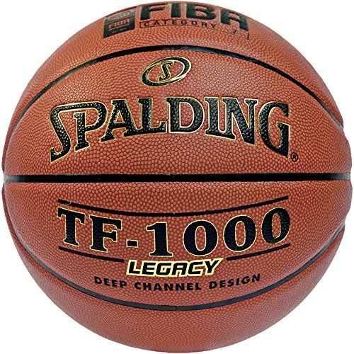 Spalding Basketball Ball Tf1000 Legacy Fiba Ball, orange, 6, 3001504010016 SPAPO|#Spalding
