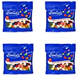 Gimbal's Gourmet Candies - 4 Pack - Assorted Jelly Beans - 41 Flavors - 3 oz Bags