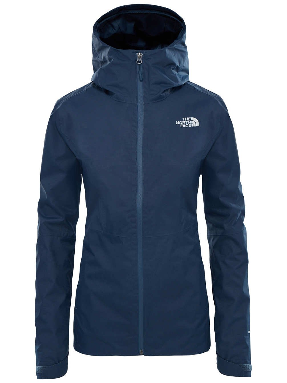 THE NORTH FACE Zip in DryVent 2L Shell Jacke Women - Regenjacke