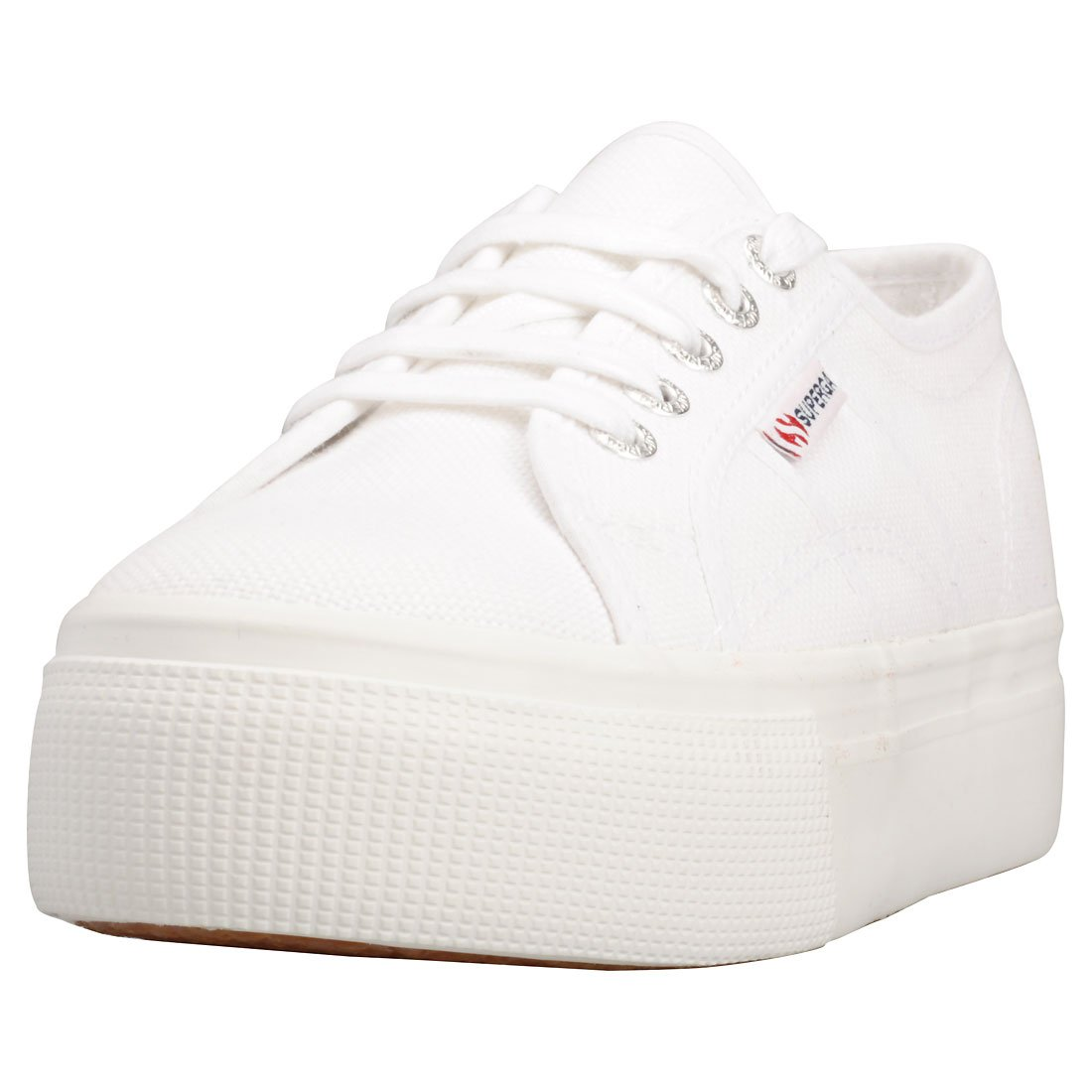 Blanc (blanc) Superga - 2790 Acotw - paniers basses - femme