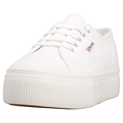 check-out 15da9 a6325 Superga Acotw Linea Up and Down, Women's Low-Top Trainers