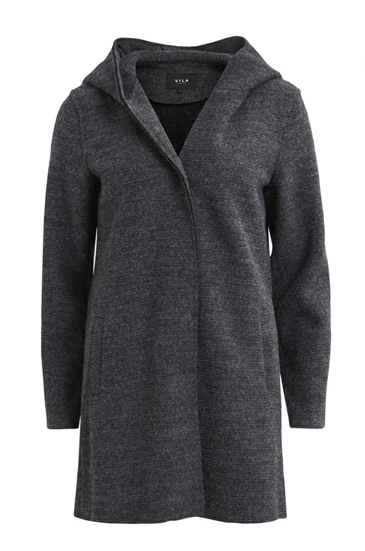 VILA CLOTHES Damen Mantel Vicille New Jacket