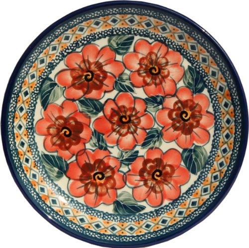 Polish Pottery Dessert Plate 7.5 Inch