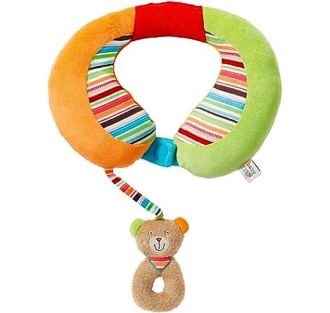 Almohada cervical para ni/ños viaje en coche Medi Partners bosque con minky 100/% algod/ón//Minky almohada cervical para cochecito de beb/é almohada para dormir para dormir