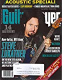 img - for Steve Lukather (Toto) l Wayne Krantz l Mastodon l Luther Dickinson & Robert Randolph l New Orleans Jazz Fest - Guitar Player Magazine book / textbook / text book