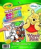 Crayola Color Wonder Winnie The Pooh Coloring Pad