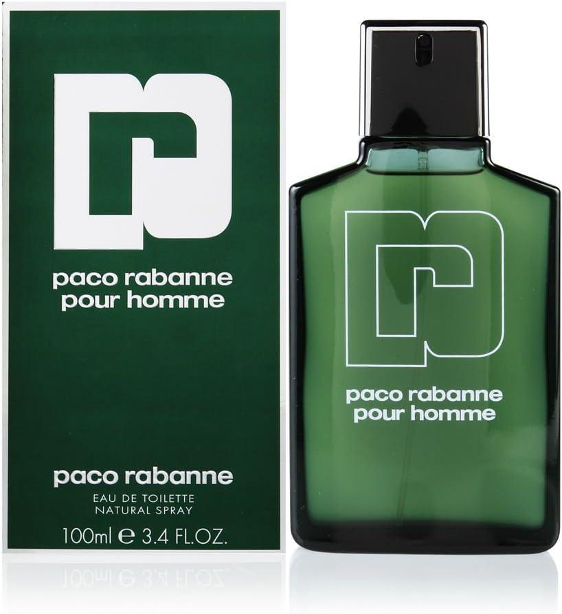 Paco Rabanne Paco Rabanne Homme Eau de Toilette Vaporizador 100 ml