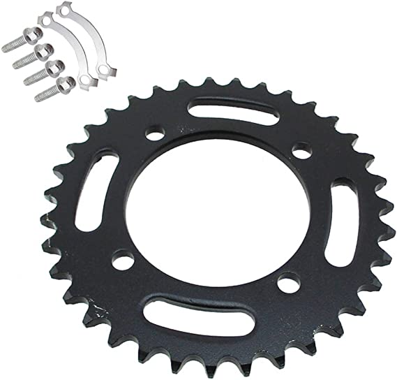 TC-Motor 428 76mm 39 Tooth Rear Chain Sprocket For Chinese Pit Dirt Trail Bike Motorcycle Motocross 50cc-160cc