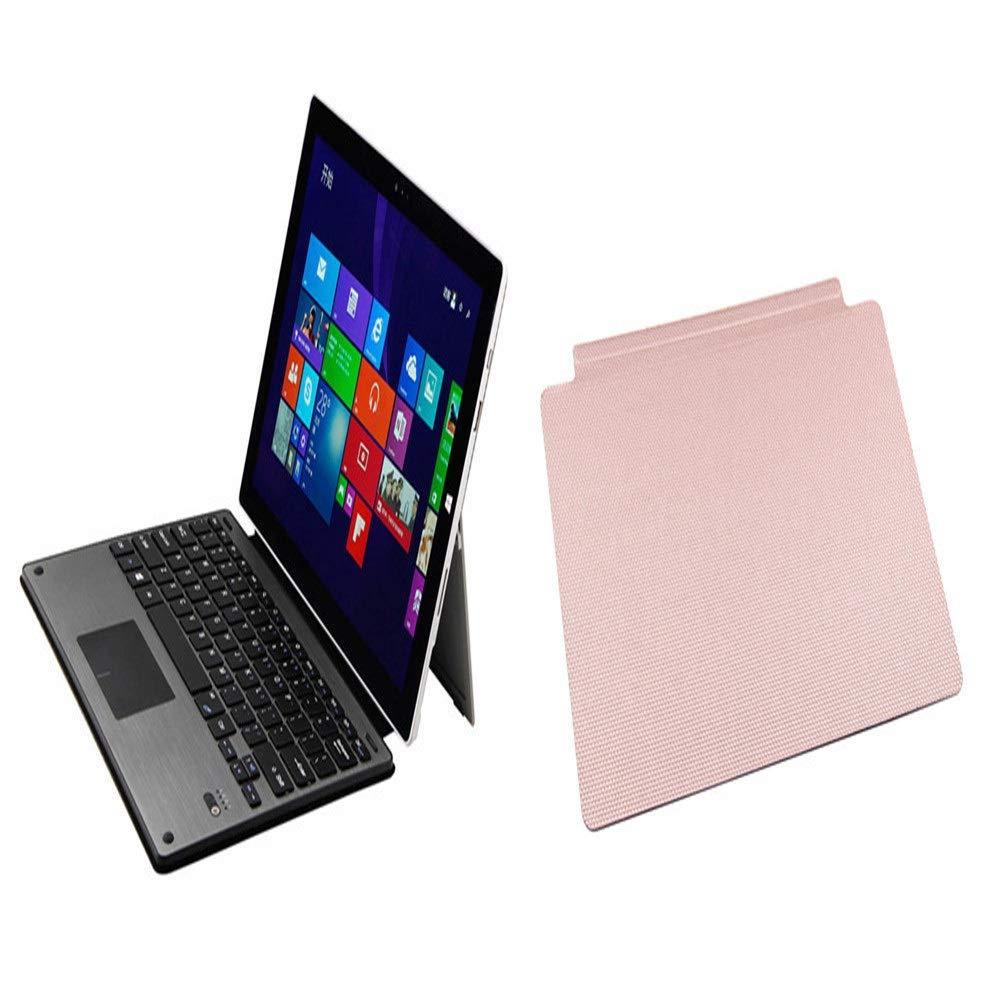 Emkoe タブレット/携帯電話のための携帯用流行のBluetoothのキーボードの無線接続のスマートな睡眠操作 うまく設計された (Color : Pink) B07RKT5N1M