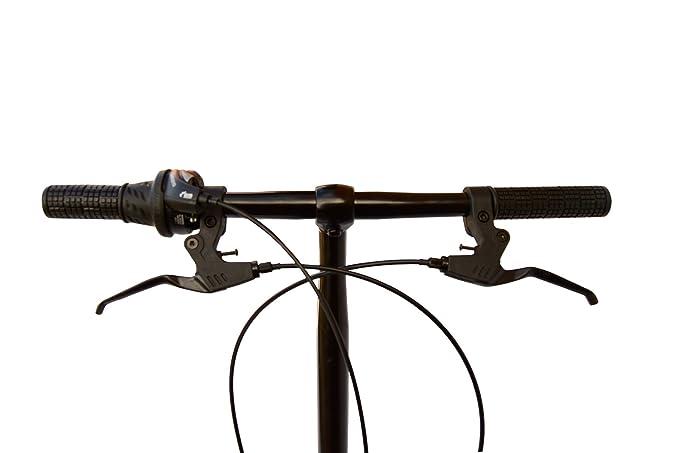 Bicicleta plegable Rocasanto HOP-ON ST, tamaño ruedas 20, color negro: Amazon.es: Deportes y aire libre
