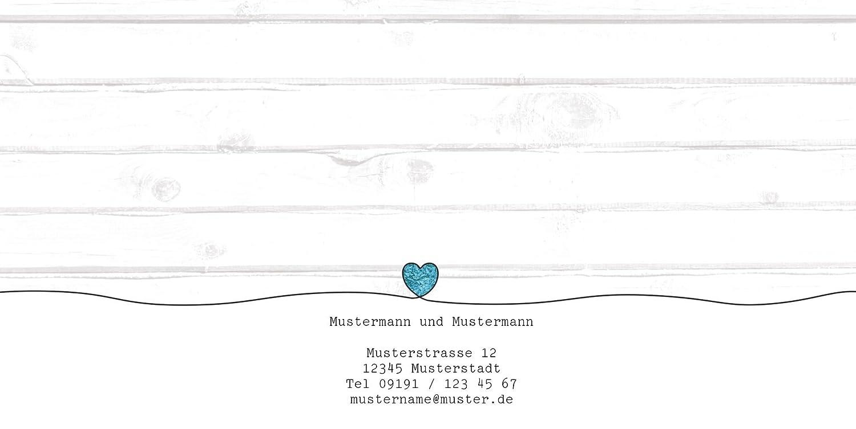 Kartenparadies Danksagung für Hochzeitsgeschenke Hochzeit Dankeskarte Mr&Mr, hochwertige Danksagungskarte Hochzeitsglückwünsche Hochzeitsglückwünsche Hochzeitsglückwünsche inklusive Umschläge   20 Karten - (Format  215x105 mm) Farbe  Rosa B07B6RHDSY | Heißer Verkauf  | Moderne  2cba5f