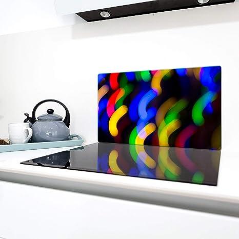 QTA - Placa protectora de vitrocerámica 90 x 52 cm 1 pieza ...