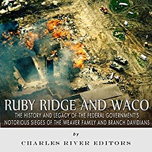 Ruby Ridge and Waco Audiobook