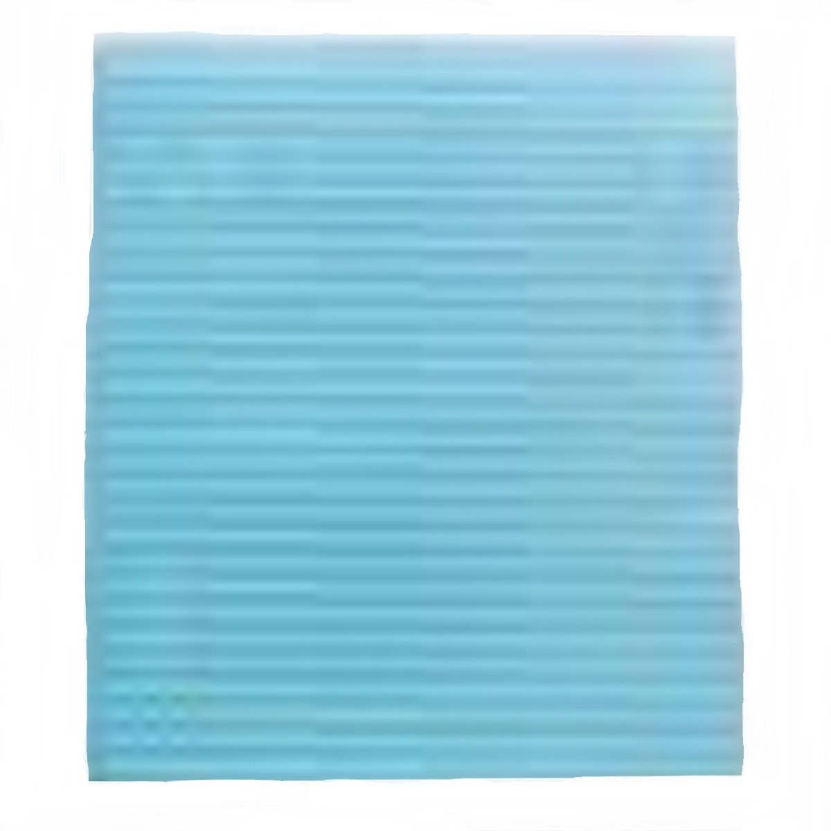 McKesson 18-867 Procedure Towel, 2-Ply/Poly, Blue, 13'' Width, 18'' Length (Pack of 500) by McKesson